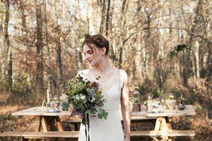 mariage en foret inspiration scandinave toulouse mariage vegetal